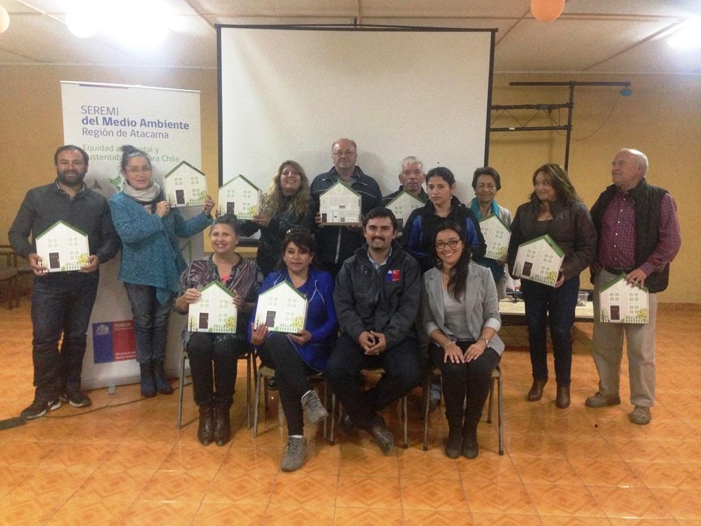 Presentan anteproyecto de Programa para la  Recuperación Ambiental y Social de Huasco al Consejo