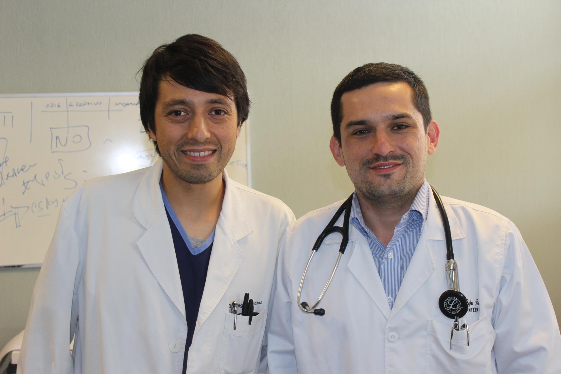 Hospital Provincial del Huasco recibe a tres nuevos especialistas