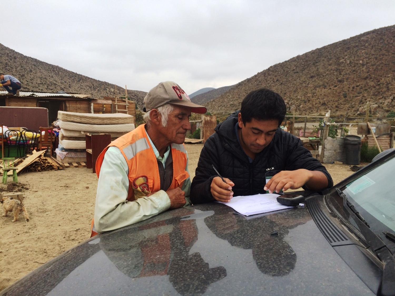 Habitantes de localidades rurales de Freirina y Vallenar participan en reuniones para diseñar proyectos productivos