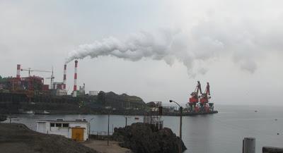 Alcalde de Huasco llama a legislar sobre el proceso de descarbonización considerando compensar a las comunidades
