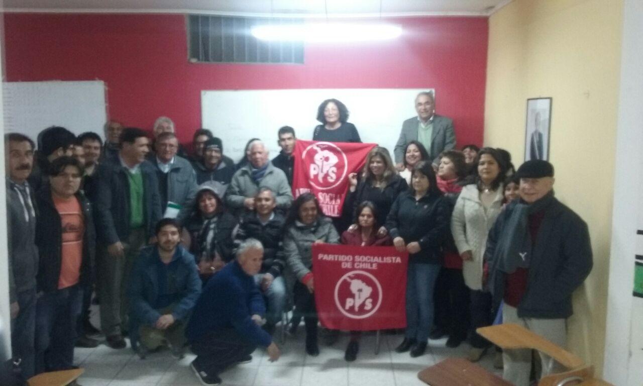 PS de Vallenar decide entregar apoyo a candidato independiente y no al de la Nueva Mayoría