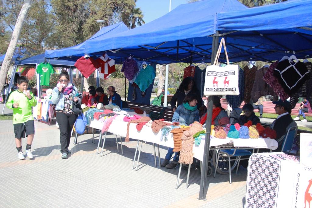 Realizan 1er Encuentro Cultural entre municipios de Alto del Carmen y Vallenar