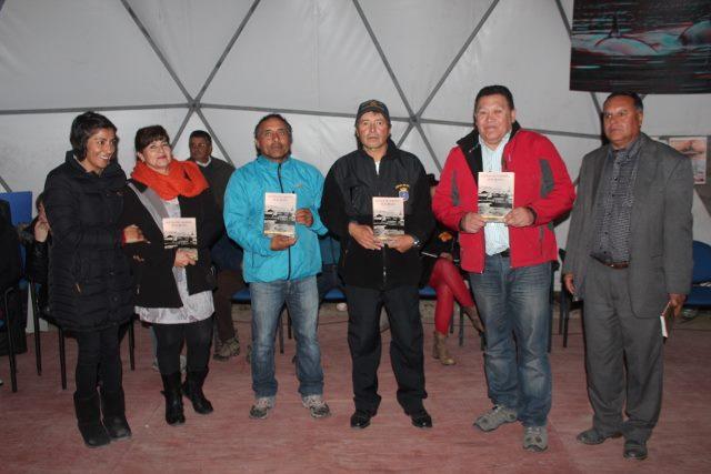 """Gran aceptación regional y nacional del  libro """"Rastros de la minería en el Huasco"""""""