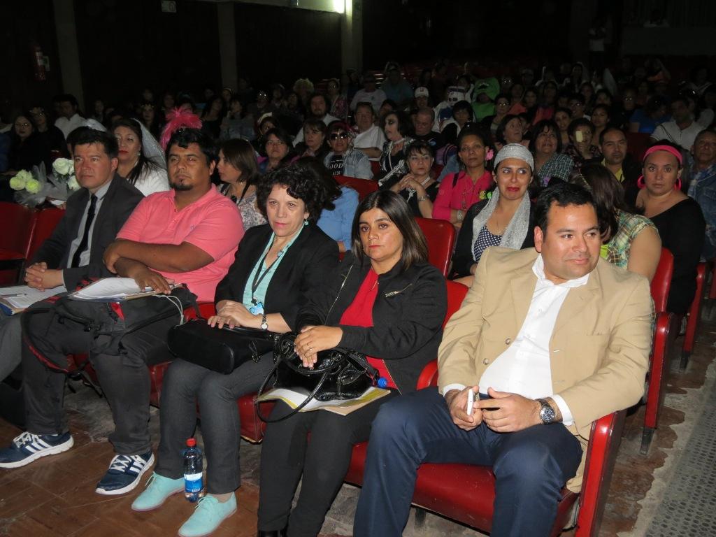 Entregan reconocimientos a trabajadores de la salud primaria en Vallenar