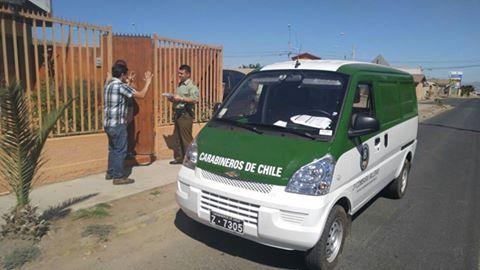 Trabajo preventivo constante de Carabineros representa disminución de delitos en Atacama