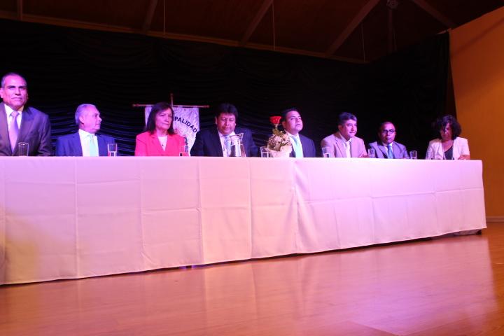 Asume nuevo concejo municipal en Vallenar