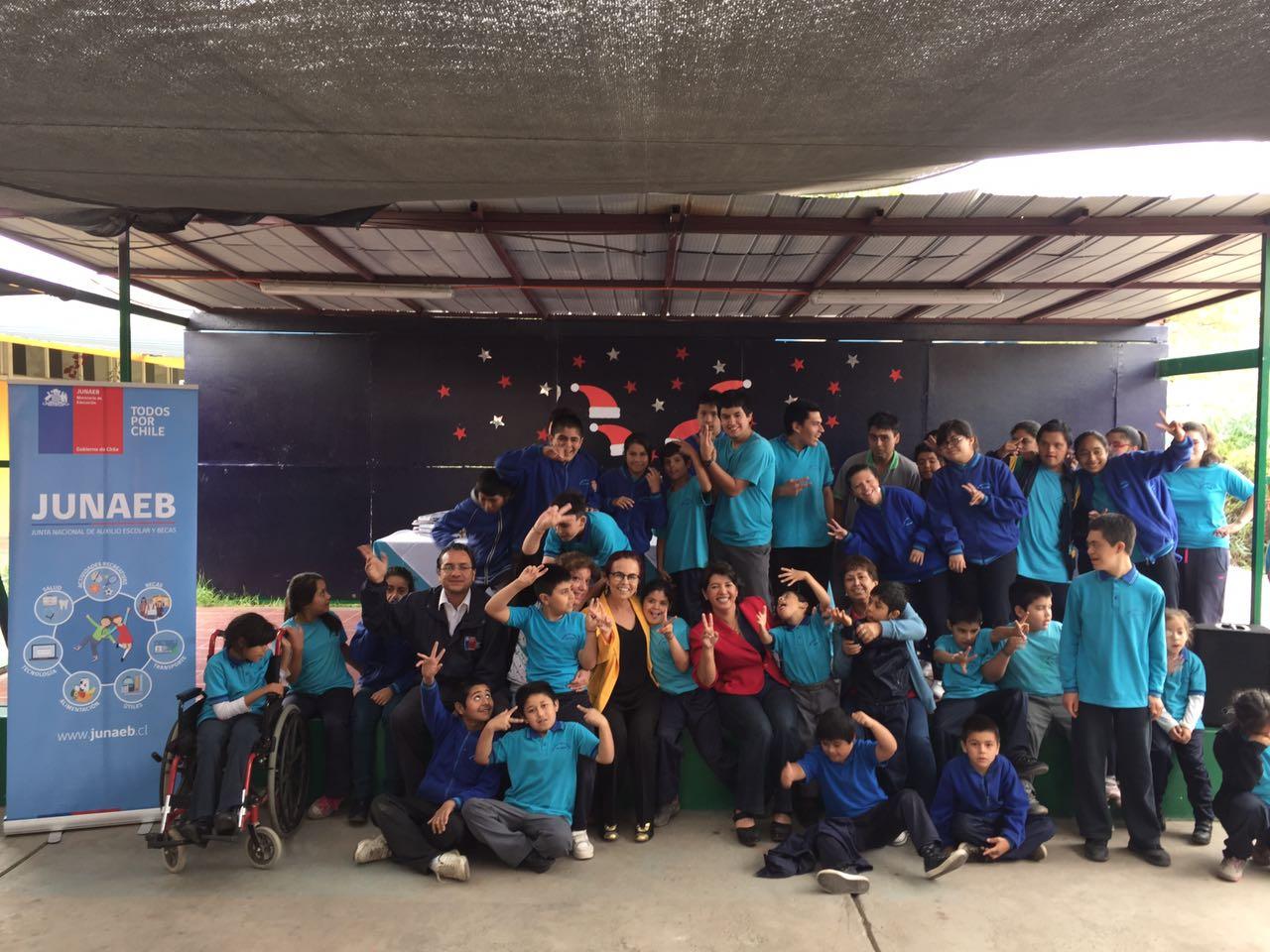 Escuela de educación diferencial cierra un gran año en Vallenar