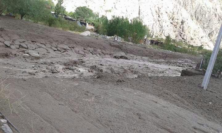 $200 millones de pesos para recuperar sector agrícola en Chollay tras aluvión