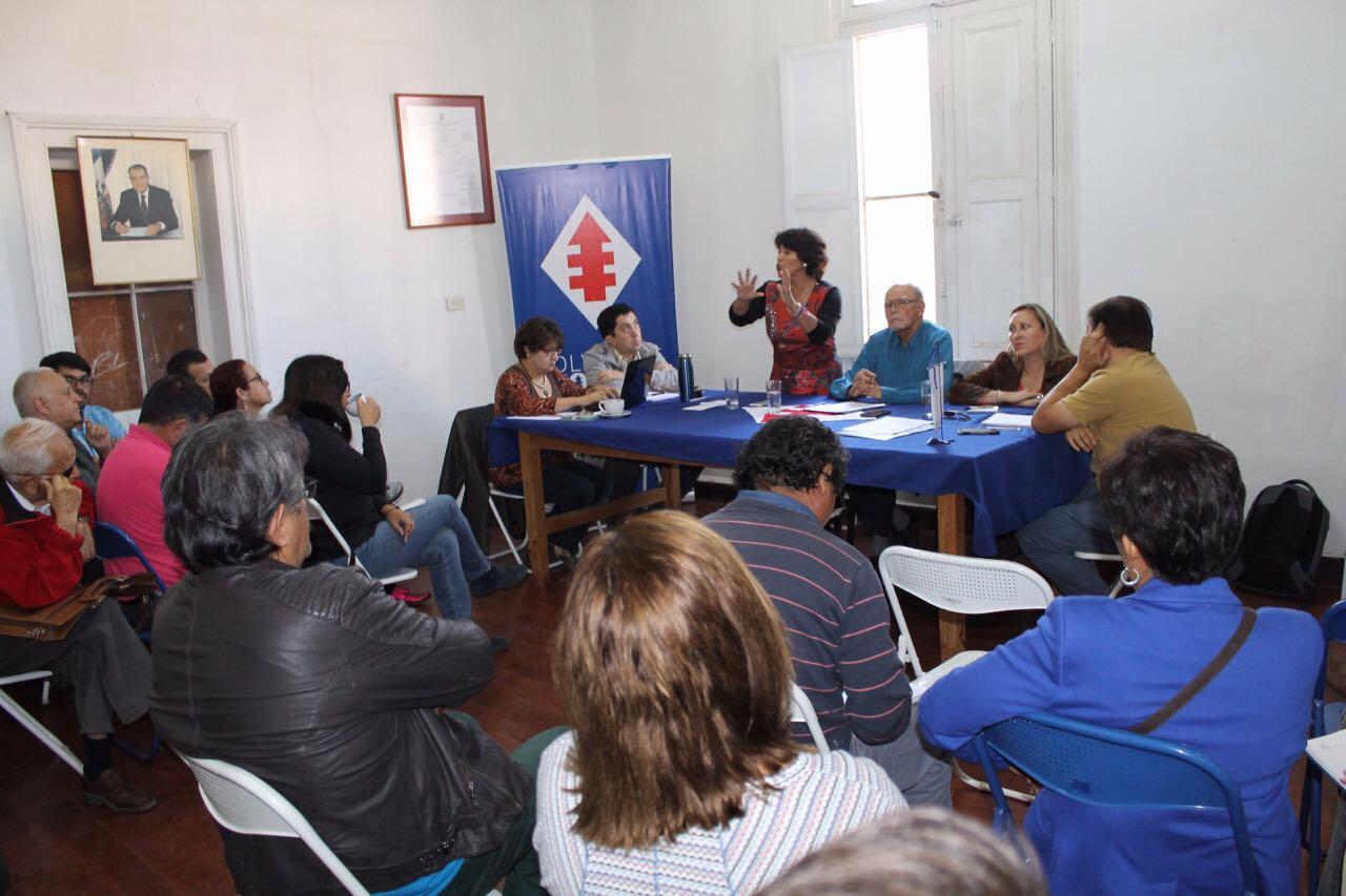 Proclaman a Yasna Provoste como candidata al Senado por Atacama
