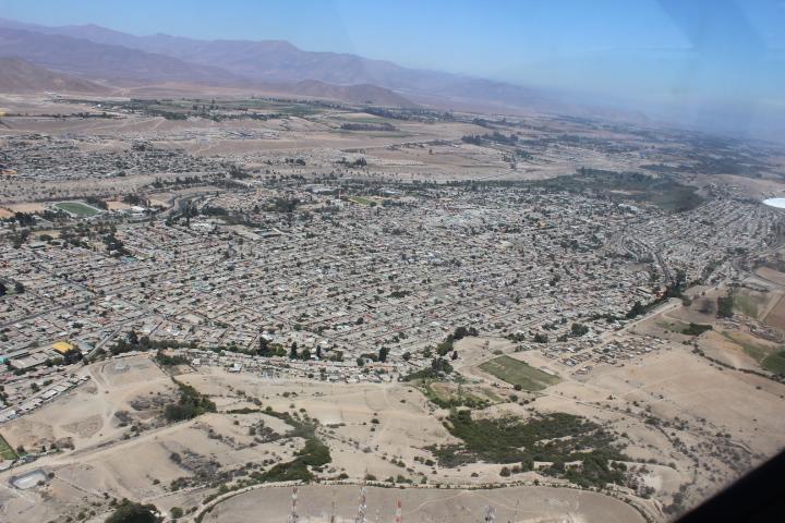 Destraban trámites que permitirán construir 1.200 viviendas en Vallenar