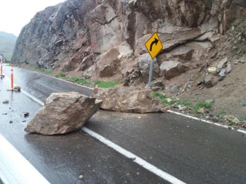 Llaman a transitar con precaución por rodados en ruta a Alto del Carmen (audio)