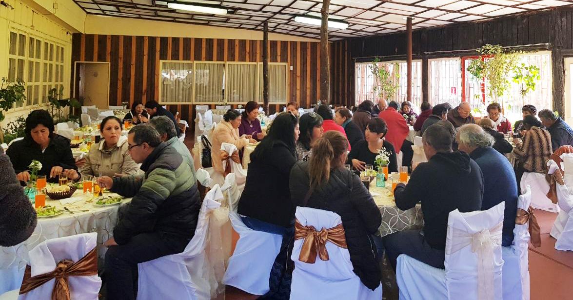 Dirigentes sociales de Freirina son homenajeados por el municipio