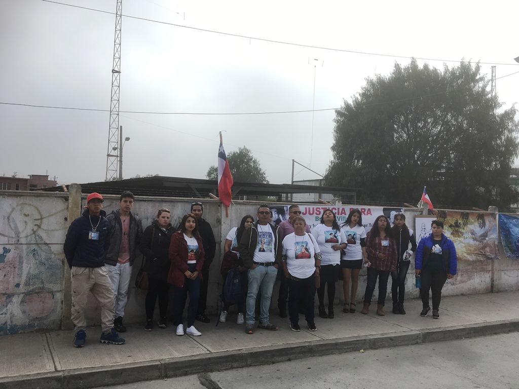 Familiares de joven asesinado en Vallenar piden justicia