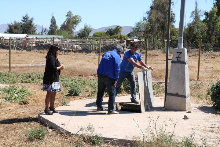 Proyecto definitivo para solución sanitaria de vecinos de la Hacienda Compañía en Vallenar