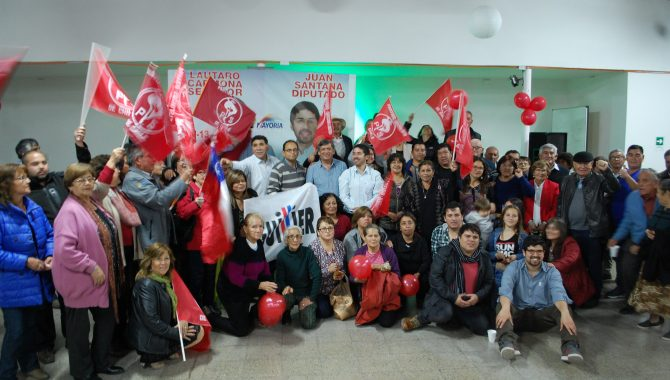 Partido Socialista de Vallenar proclama candidatos