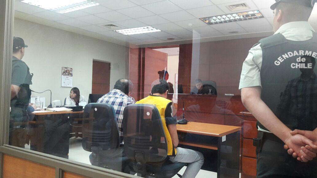 En prisión preventiva quedó acusado de violar a su hijastra en Vallenar