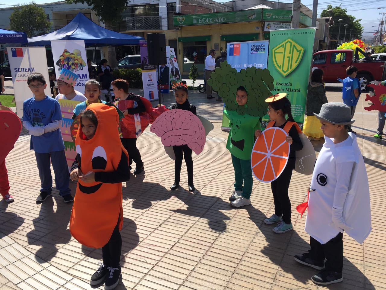 MINEDUC busca incentivar los hábitos de vida saludable con programa Aulas de Bienestar