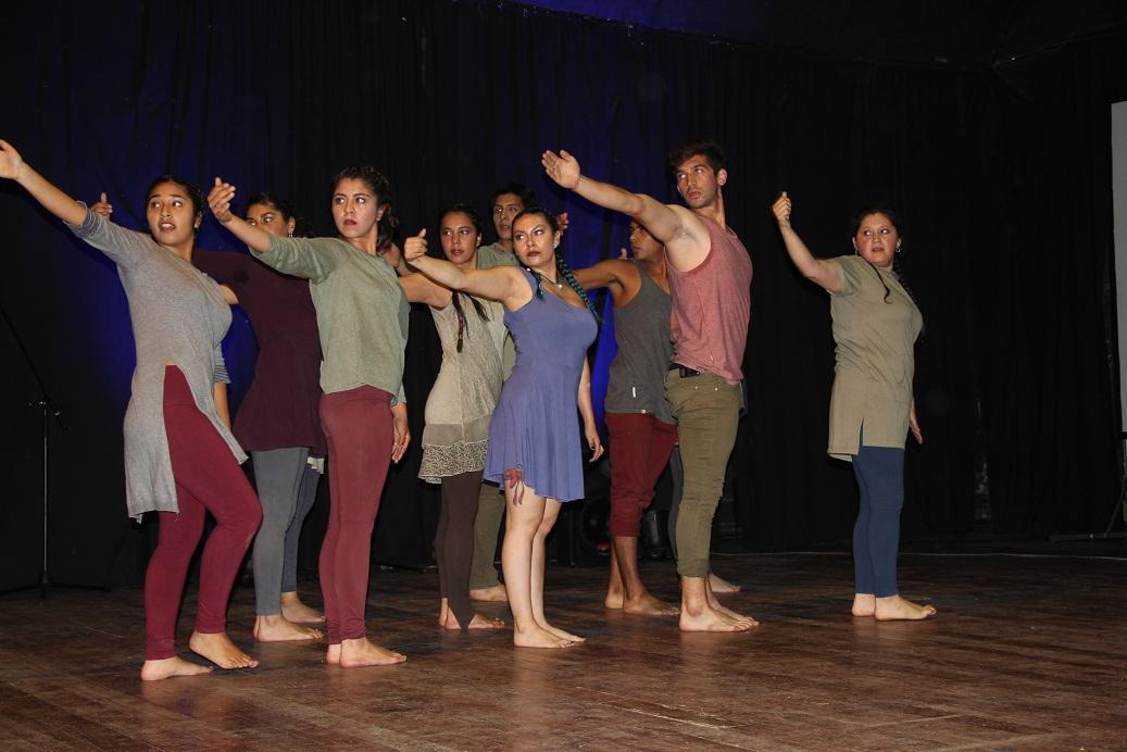 Encuentro Regional de Danzas Escolares encanta a Vallenar