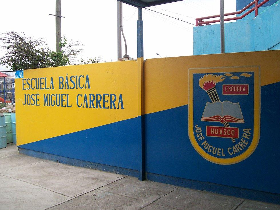 Escuela Jose Miguel Carrera de Huasco será local de votación en las elecciones de este domingo