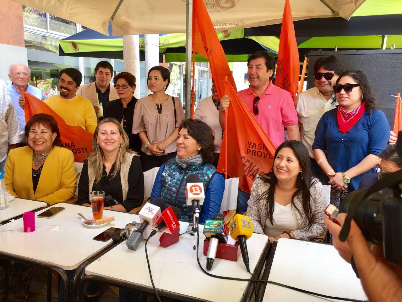 Provoste formula llamado a la Unidad desde Atacama con miras al 17 de diciembre
