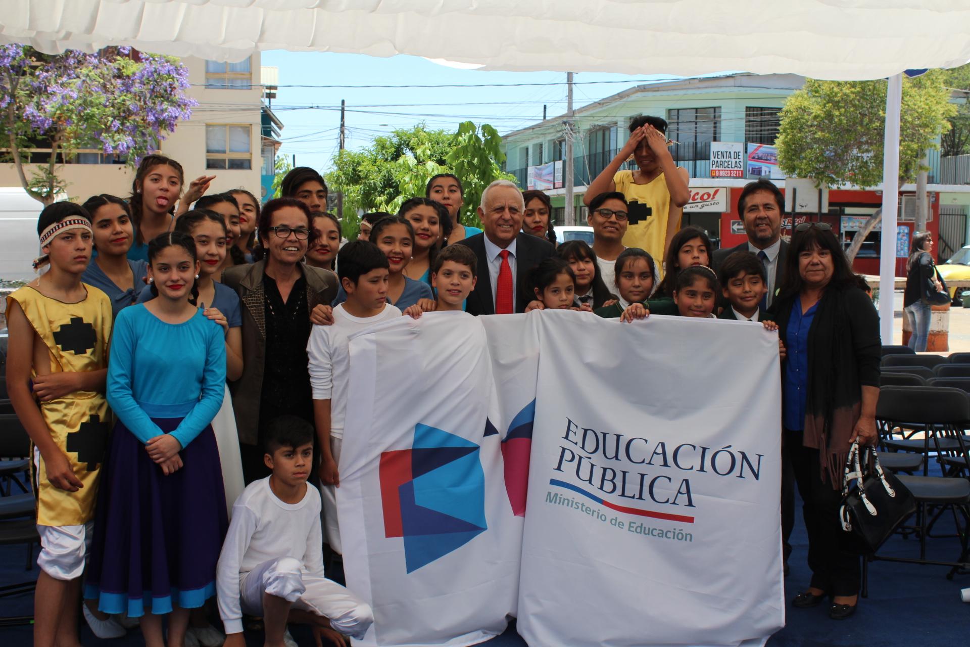 Presentan en la provincia del Huasco al nuevo Servicio Local de Educación
