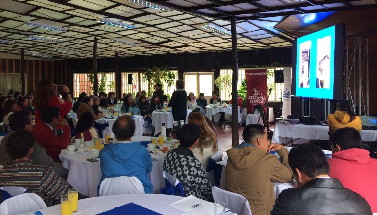 """Más de 100 emprendedores locales participaron en  Seminario """"PrendeT con tu emprendimiento"""""""