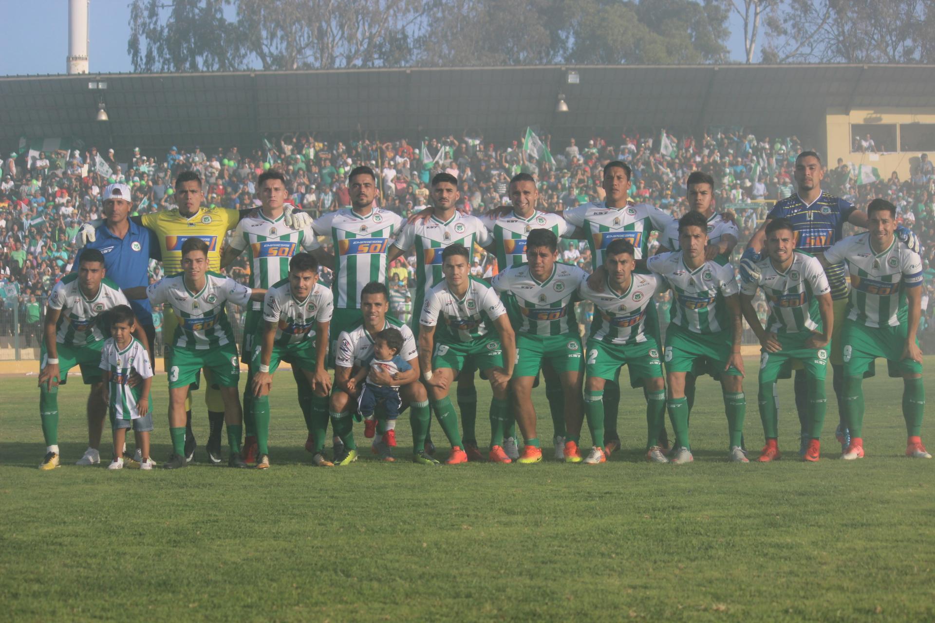Equipos de Primera B ya tendrían rivales en la primera fecha del torneo (...sin Deportes Vallenar)