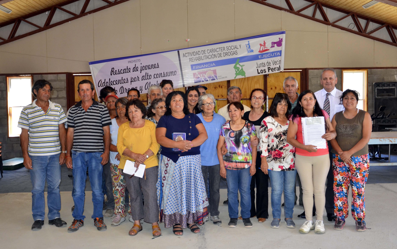 Gobierno destina más de 35 millones de pesos para organizaciones sociales de la Provincia del Huasco