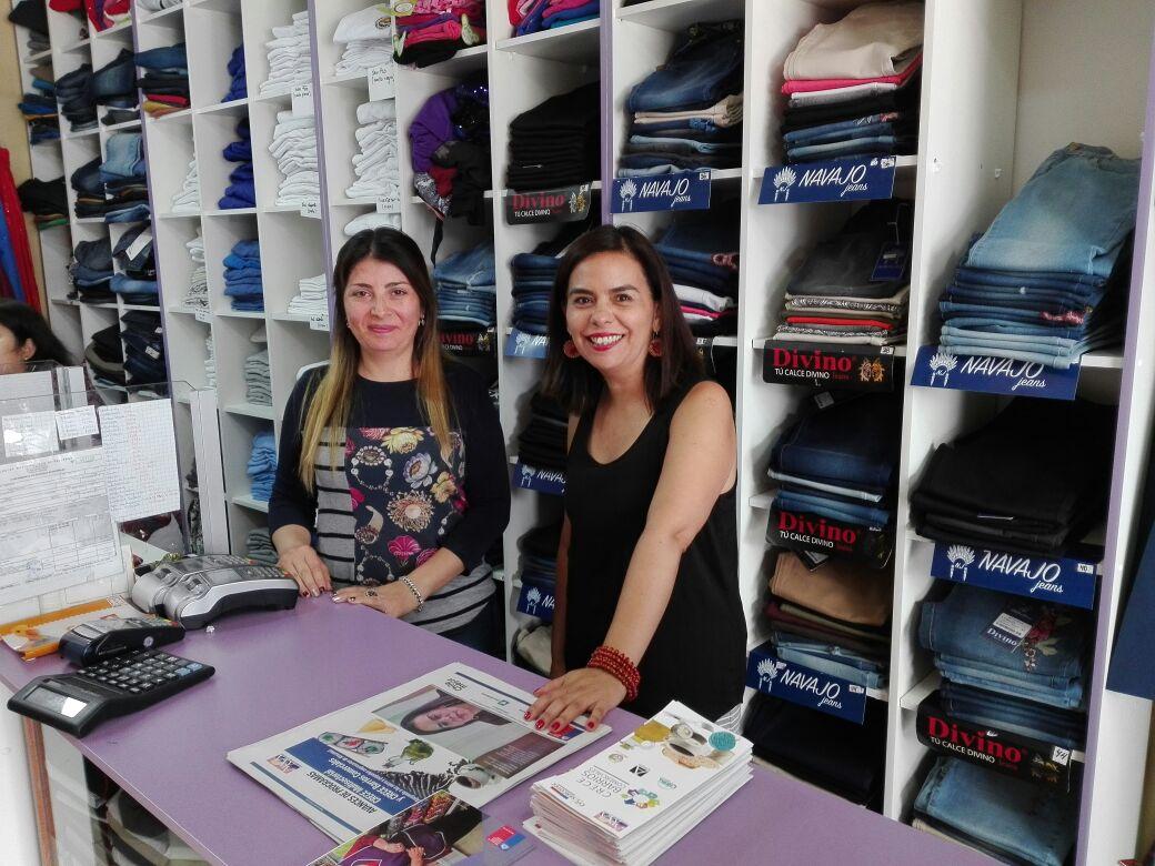 Boutique local instaló nuevos equipos con apoyo del Gobierno y recibió asesoría empresarial para potenciar su negocio