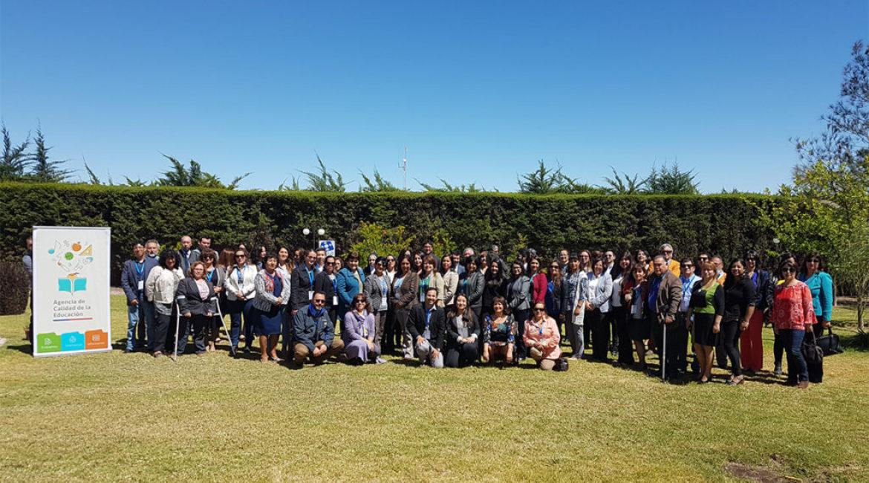 Directores y profesores participaron en jornadas realizadas por la Agencia de Calidad de la Educación en Vallenar