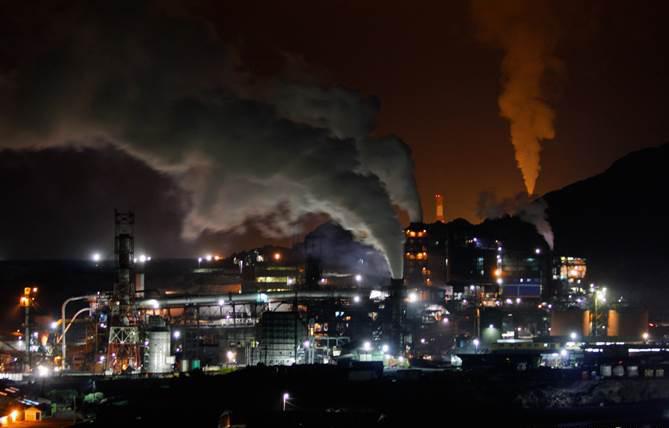 CAP dejará de depositar relaves mineros en las costas de Huasco