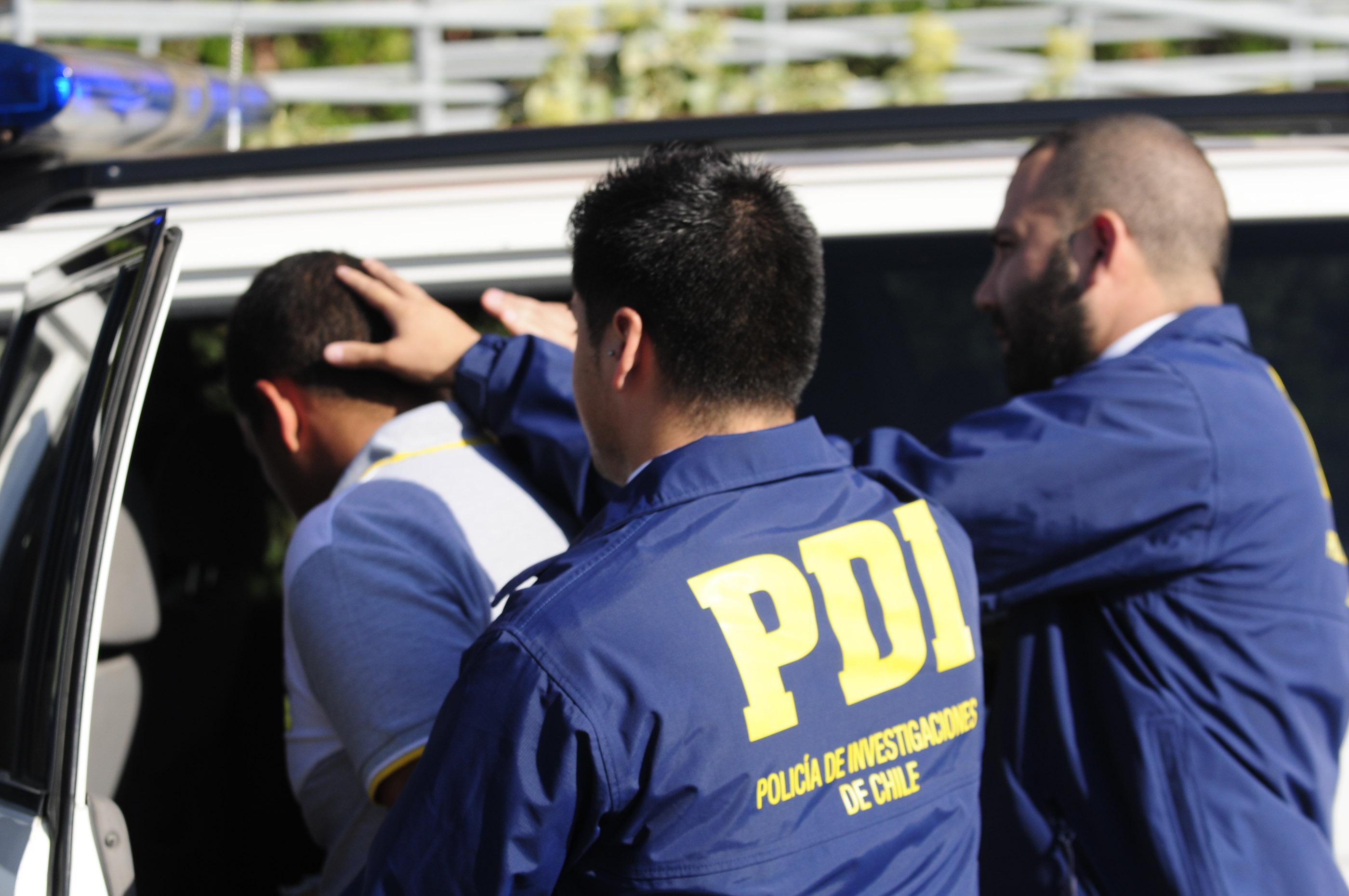 Fue a cobrar una deuda a golpes y terminó siendo detenido por la PDI en Vallenar