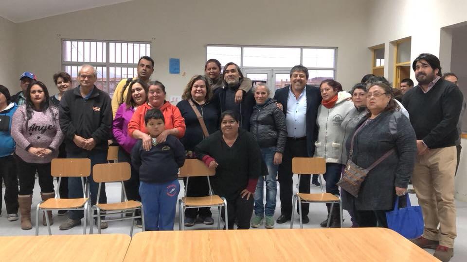 La conexión eléctrica llegará a Villa San Pedro en Huasco