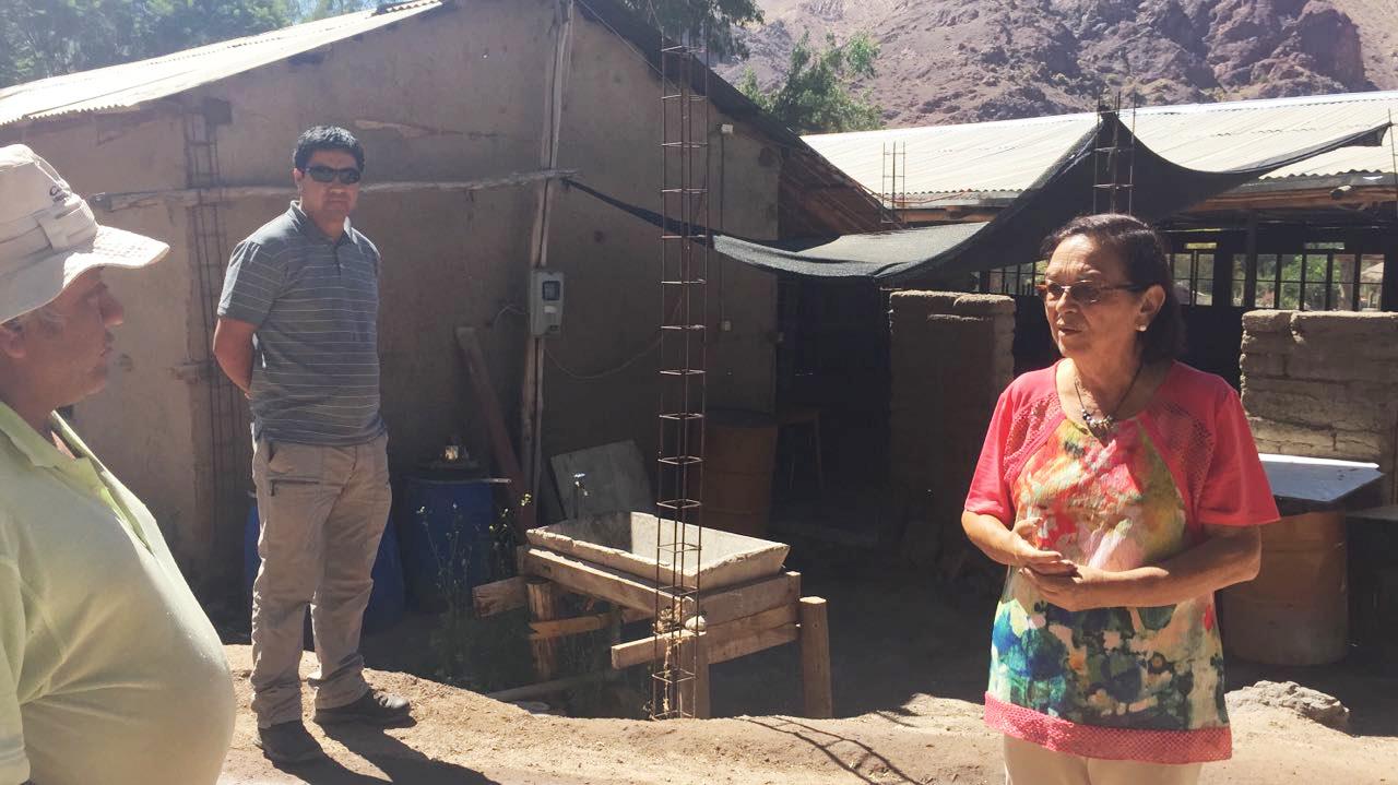 Municipio de Alto del Carmen financia obras que potencian el turismo en Pinte