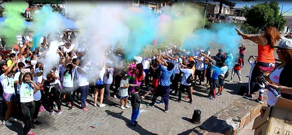 Huasco: Este viernes 6 se realizará la 2da versión del RunColor Fest Provincial para los estudiantes