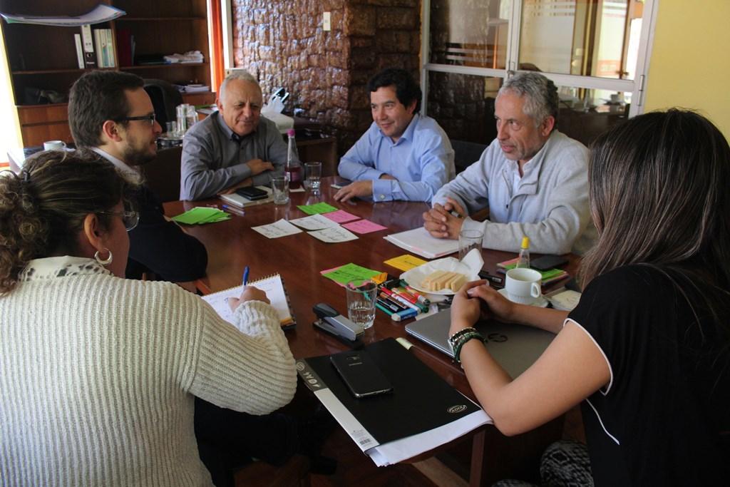 Equipo del Servicio Local de Huasco trabaja en su Planificación Estratégica con foco en la educación de calidad