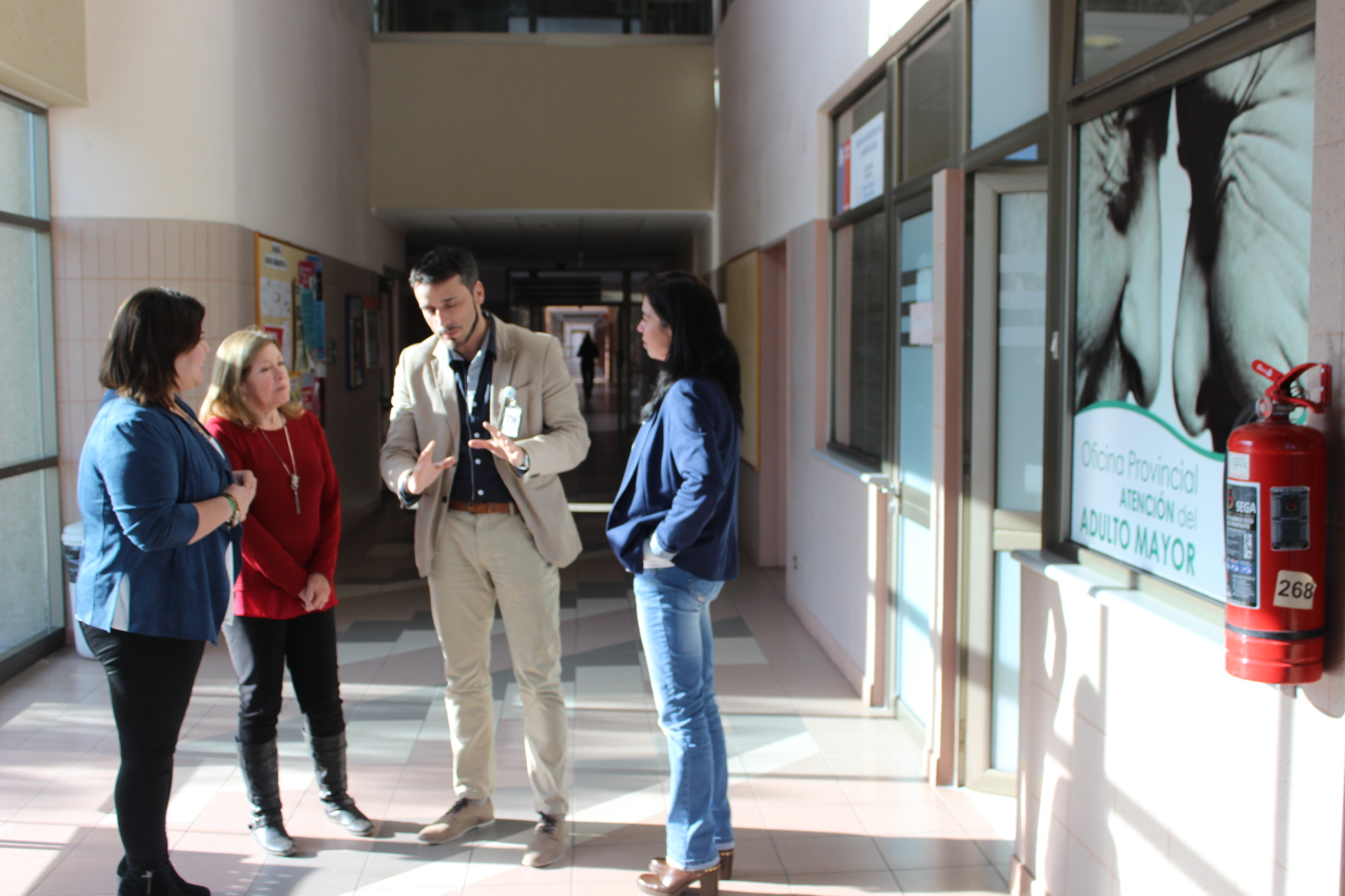 Directoras de PRODEMU comprometen alianza estratégica con Hospital Provincial del Huasco