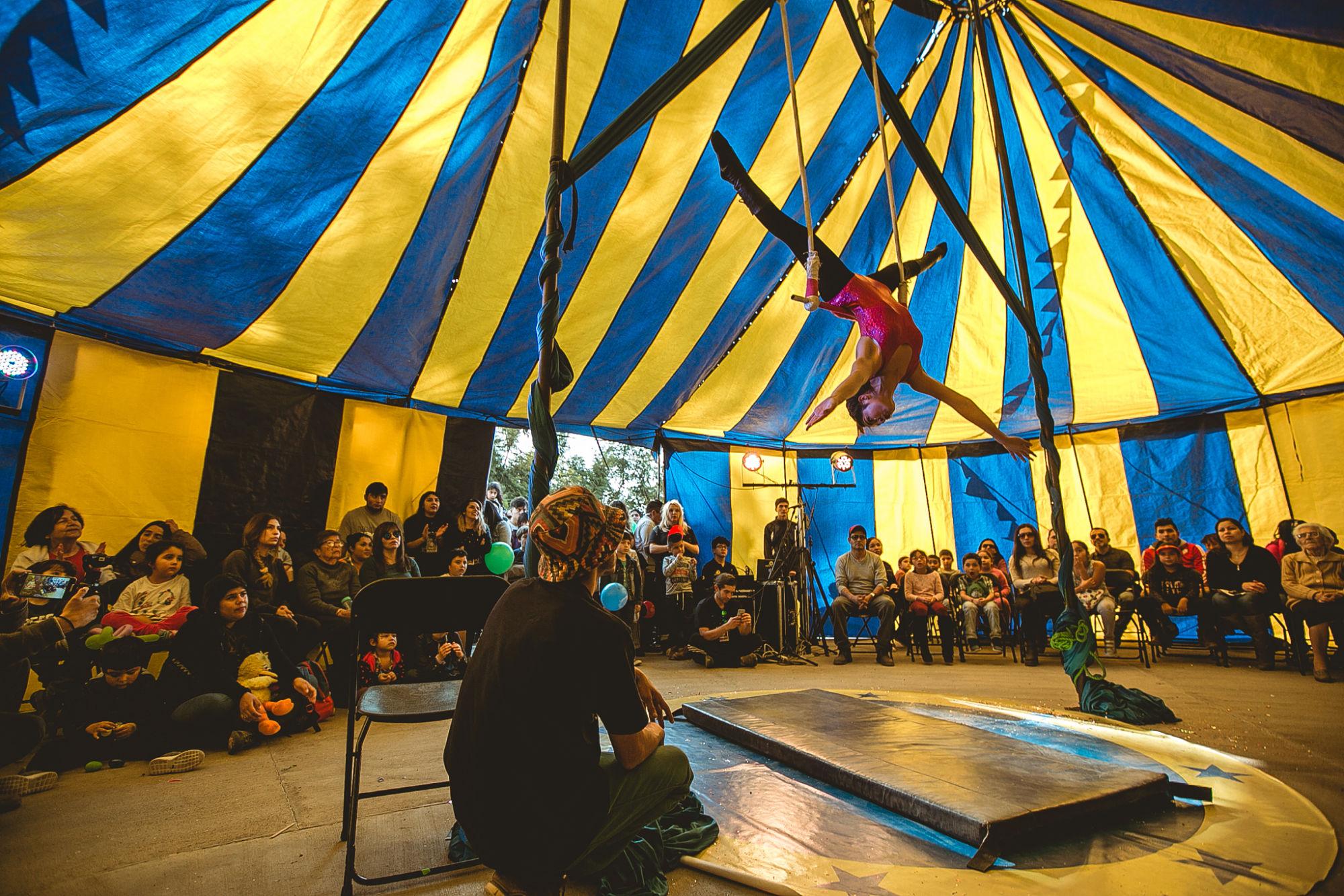 ArteRío se transformó en la fiesta cultural de la provincia del Huasco (galería de imágenes)