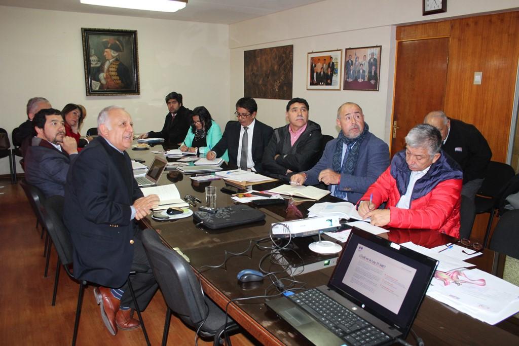 Alcaldes de la Provincia del Huasco expondrán prioridades al CORE