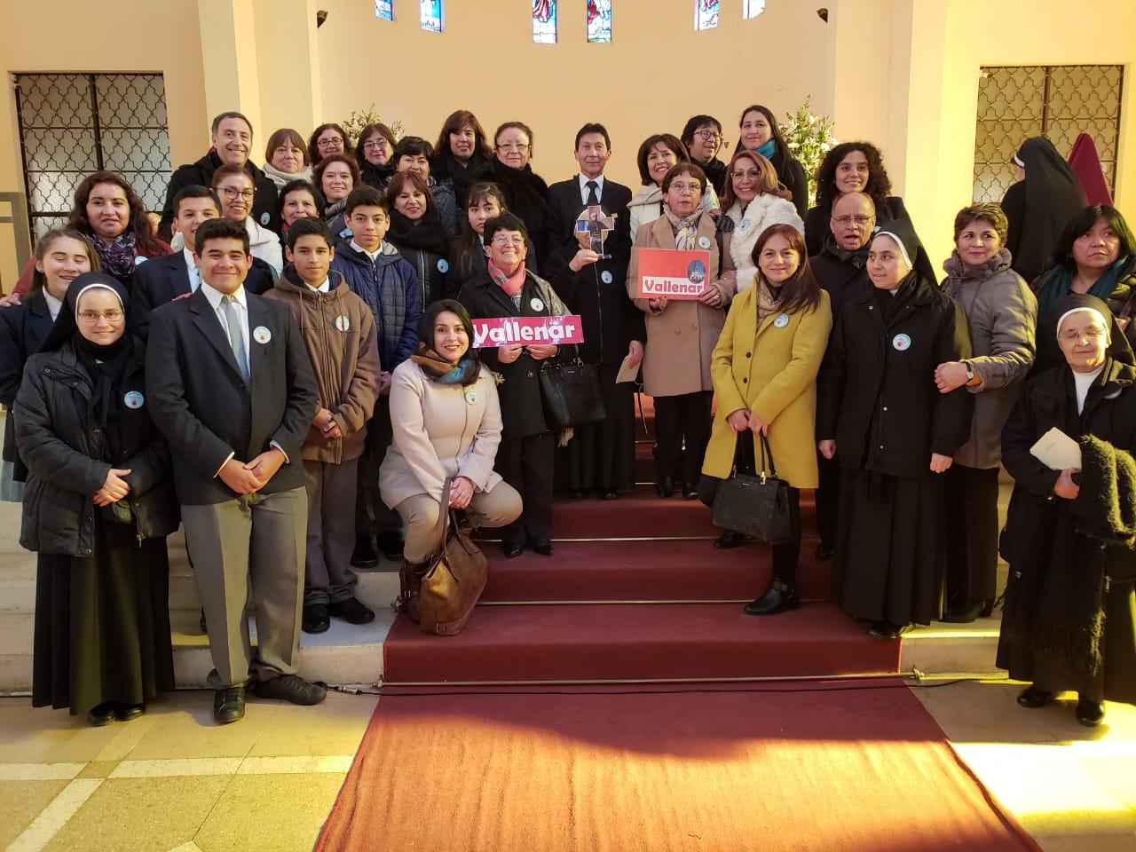 Congregación religiosa de Santa Marta celebra 70 años de presencia en Latinoamérica