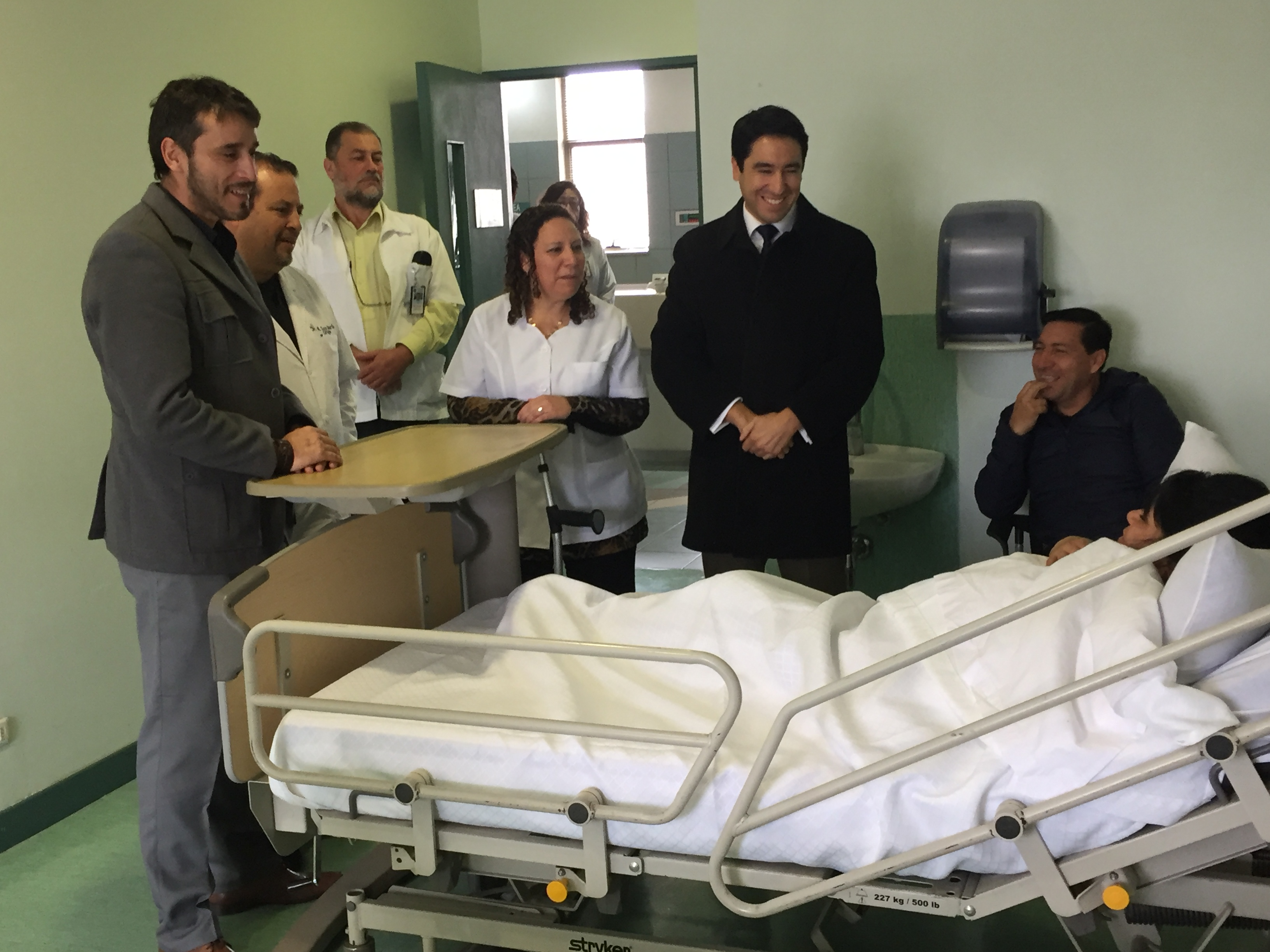 Hospital Provincial del Huasco se prepara para el invierno: abre ala oriente con 13 nuevas camas y más personal