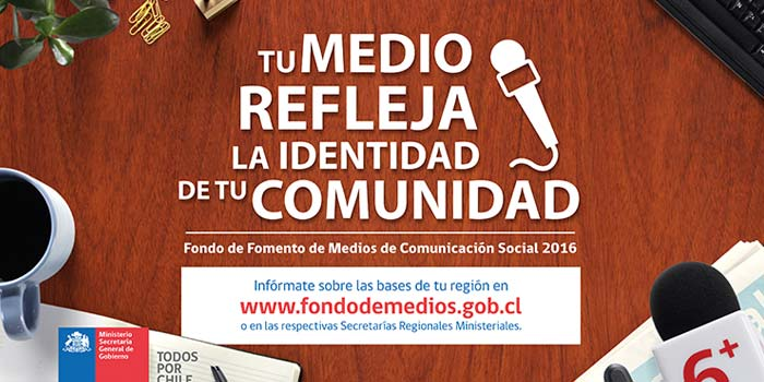 Atacama se adjudica financiamiento para 31 proyectos locales de medios de Comunicación Social