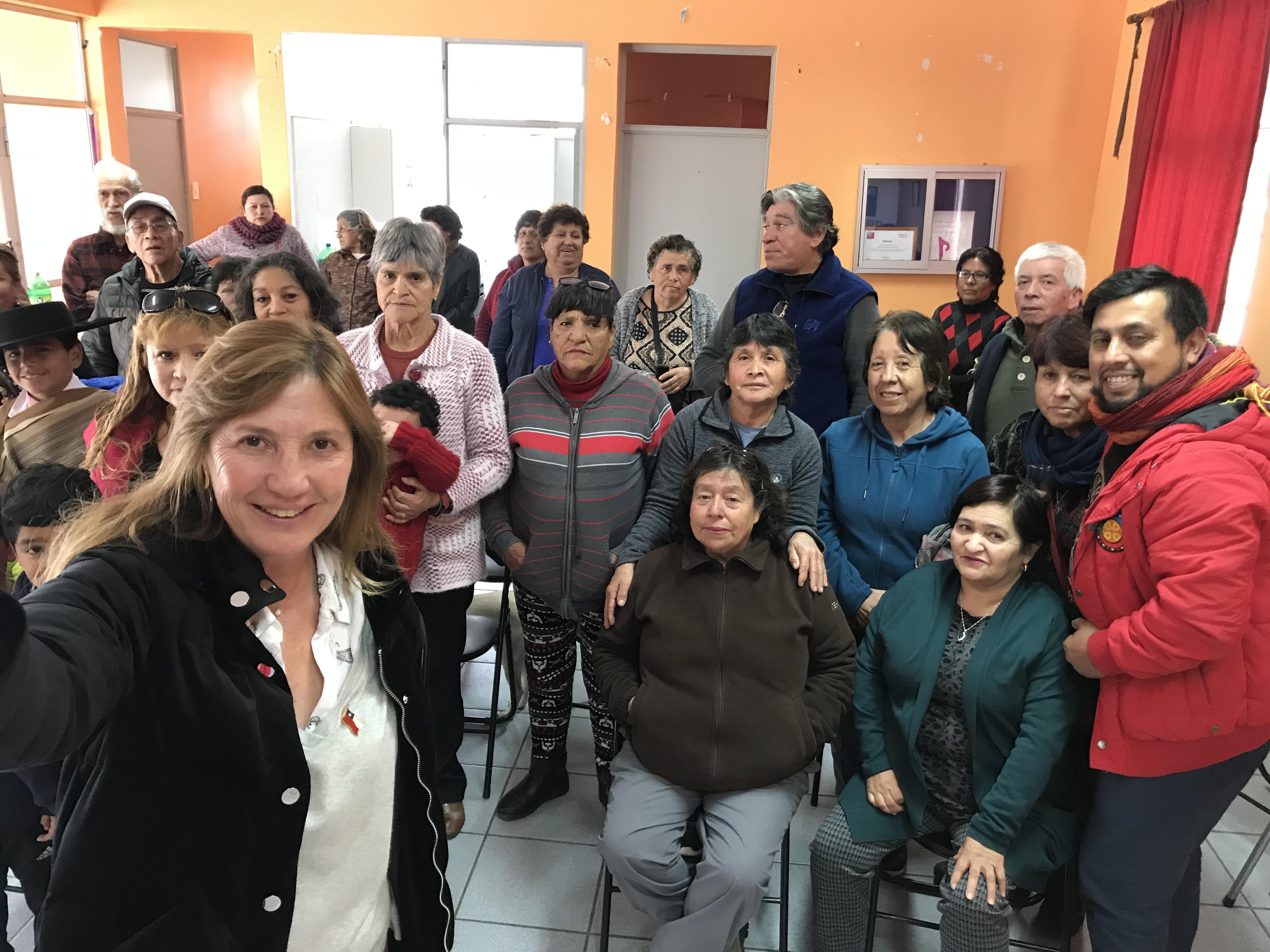 """Junta de vecinos contará con nuevo """"Rincón Comunitario Infantil"""""""
