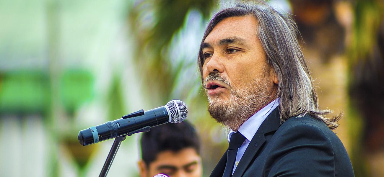 """Alcalde de Huasco: """"El impuesto verde debe quedar en las comunas donde se instalan las faenas y contribuir a su desarrollo"""""""