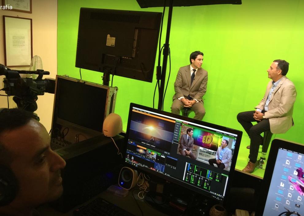 Enfoque Digital TV, la alternativa televisiva para informarse de lo que ocurre en la provincia