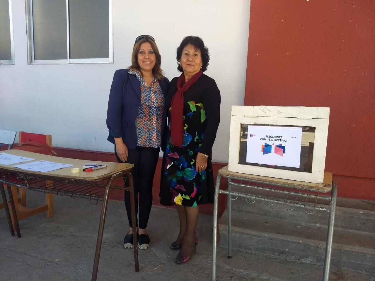 Hoy jueves se define el segundo representante de apoderados para el Comité Directivo de Huasco