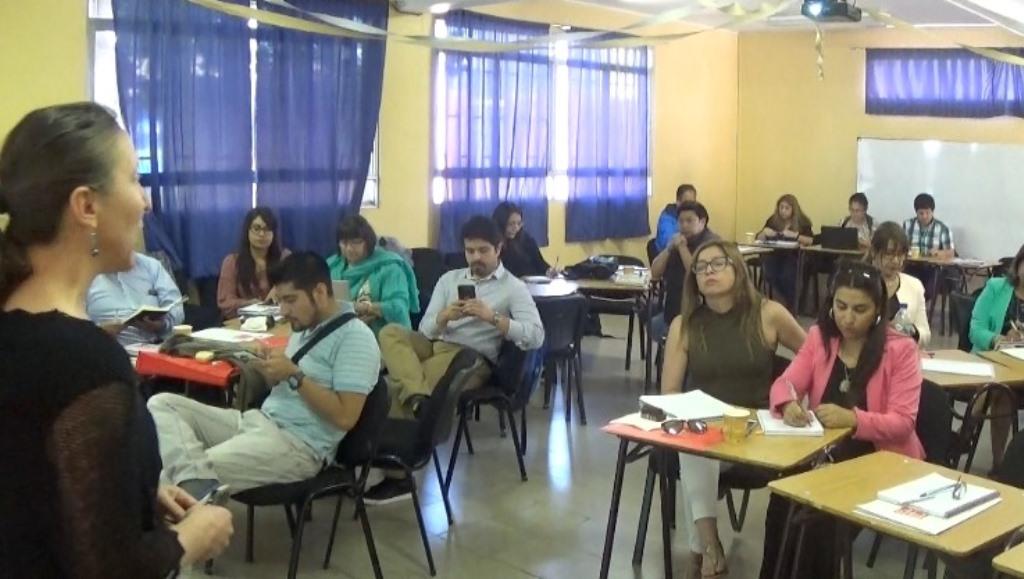 Subdirección de Apoyo Técnico Pedagógico del SLEP Huasco es beneficiada con importante Diplomado para Líderes Intermedios