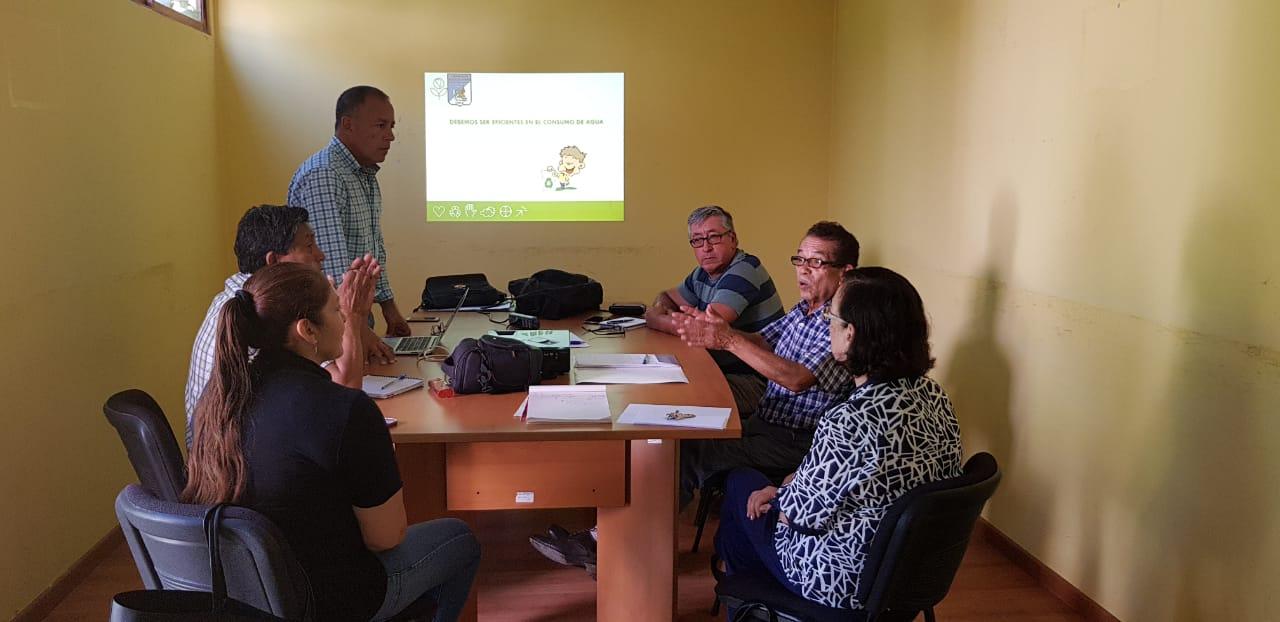 Comité Ambiental Comunal de Alto del Carmen fortalece sus conocimientos en temas ambientales