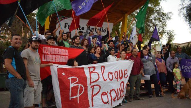 El Frente Amplio de Atacama se refiere a la salida del exintendente Francisco Sánchez