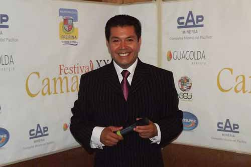 Humberto Rojas, anima su última versión de tradicional festival freirinense